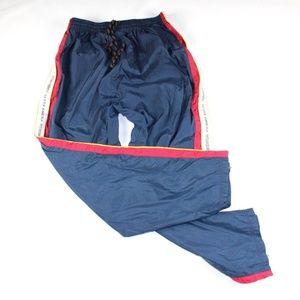 Vintage 90s Perry Ellis Mens Xl Pants Navy Blue